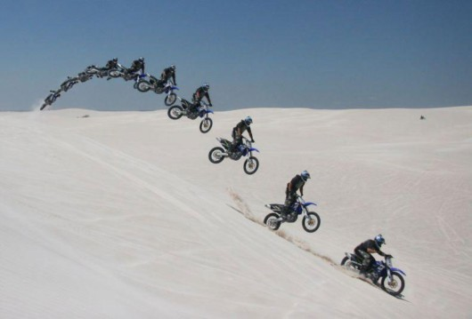 Extreme Sports Sequential Photography