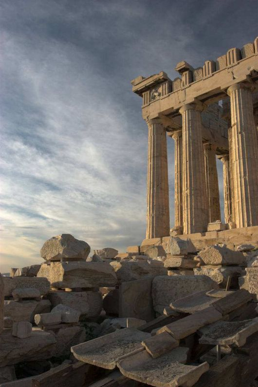 Parthenon - The Greece History Architecture