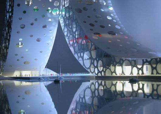 Shanghai Expo Ren Building