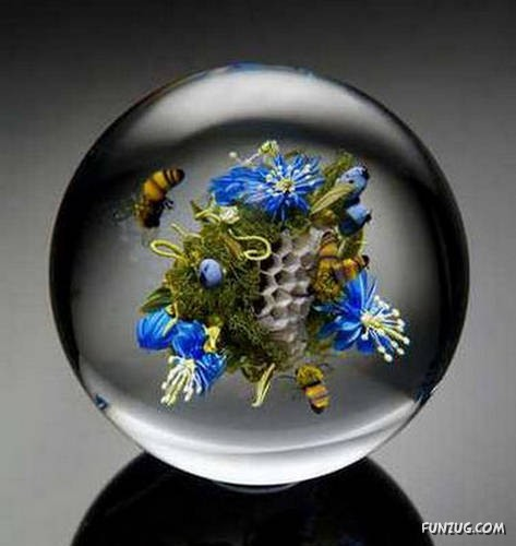 Artistic Paper Weights