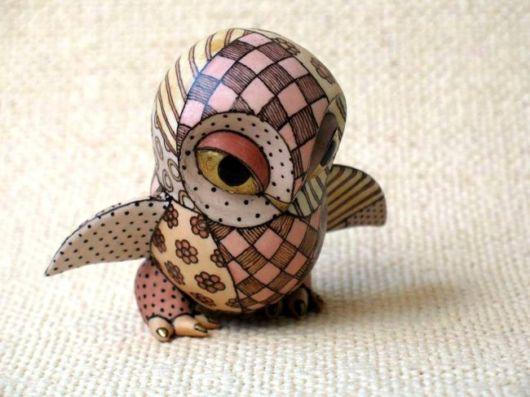 Cute Ceramic Art Objects