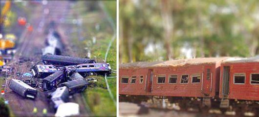 Astounding Train Wrecks