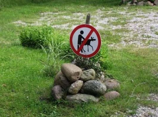 Most Hilarious Warning Signs