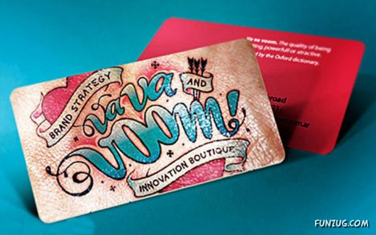 Creative Business Cards Ideas