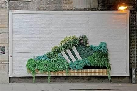 Coolest Ads Using Street Art