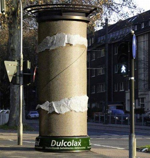 Clever Advertising Is Always Refreshing To See