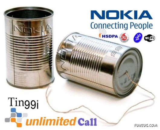 Unlimited Phone Calls by Nokia