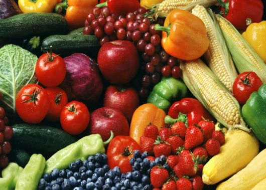 Fruits And Vegetables With Low Risk Of Pesticides