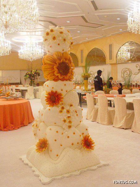 Royal Wedding Cakes for You