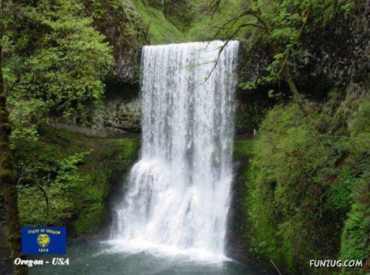 Amazing Waterfalls Around The World
