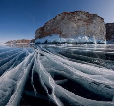 Most Amazing Ice Formations