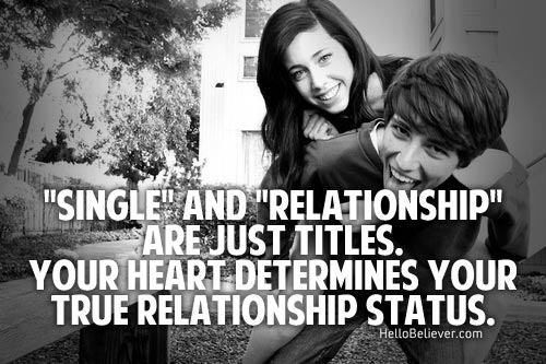 Why Relationships Are Like Trees