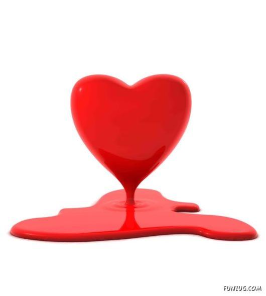 Romantic Symbols Of Love Funzug