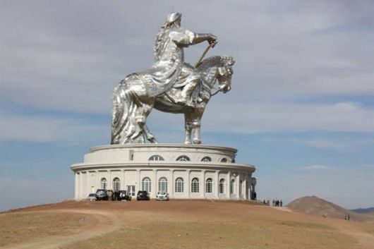 The Statue Of Genghis Khan
