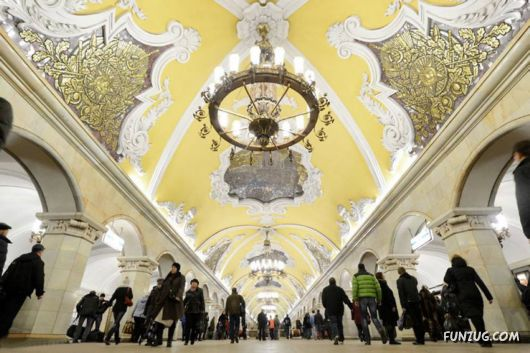 The Best Metro Stations In Europe