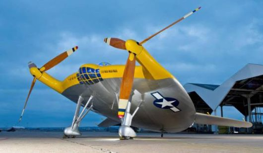 World's Most Bizarre Looking Aircrafts Of All Times