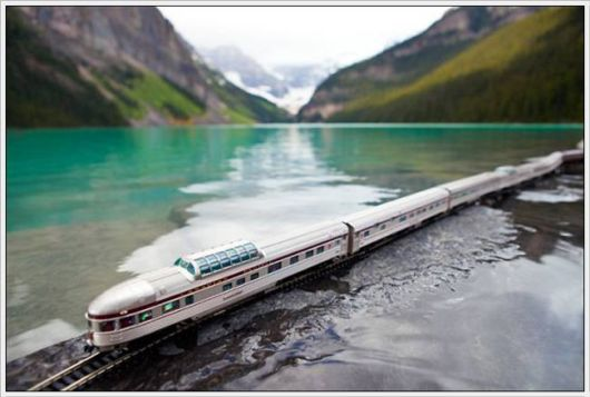 The Ghost Train Crossing Canada