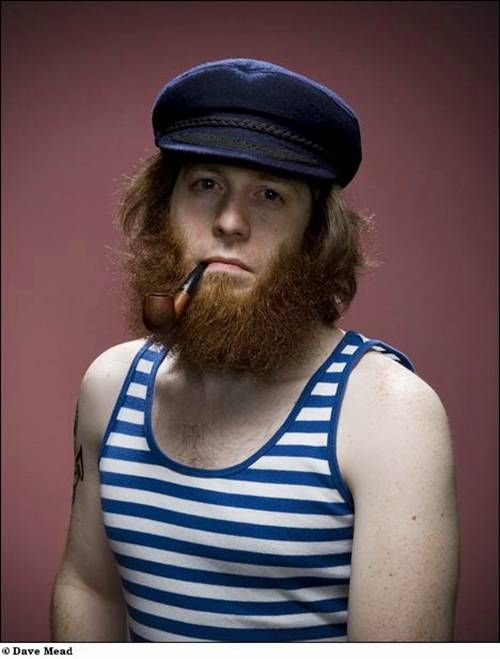People With Most Weird Beards