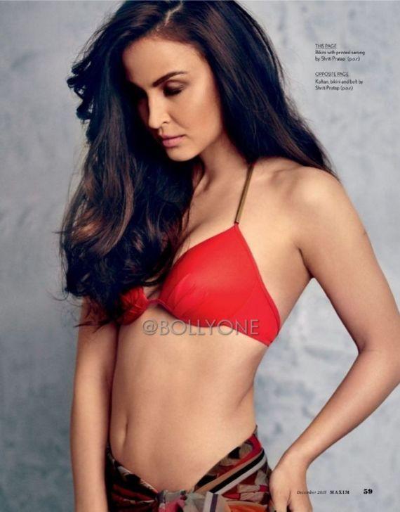 Elli Avram Maxim Magazine 2015 Pics