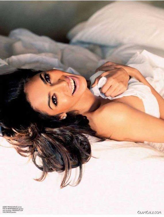 Mallika Sherawat Shoots For Maxim India