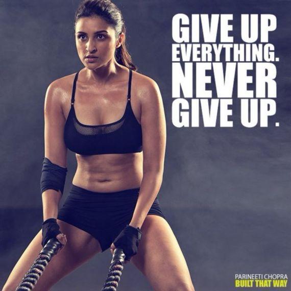 Parineeti Chopra Reveals Weight Loss Secret