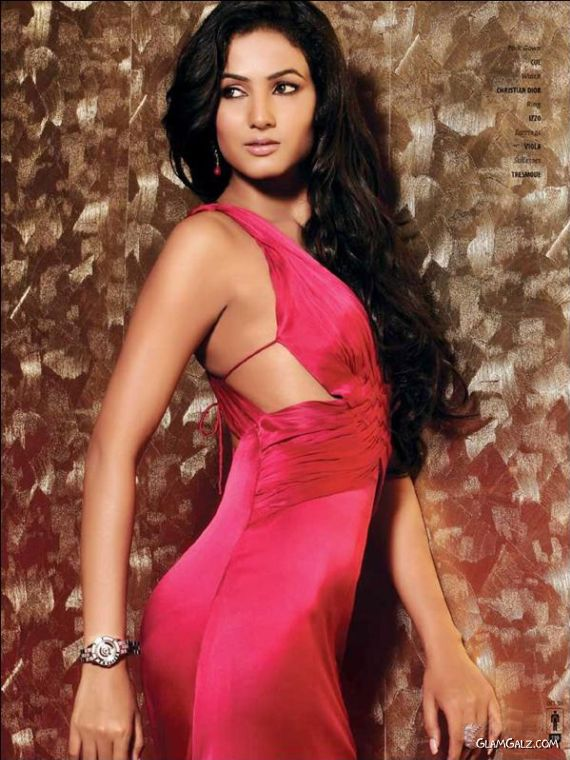 Sonal Chauhan for The Man