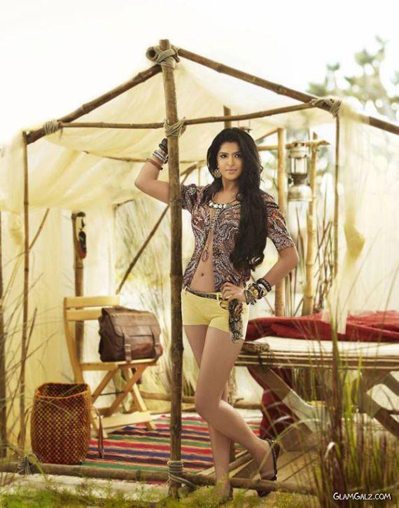 South Indian Beauties Official Calendar Shoot 2012