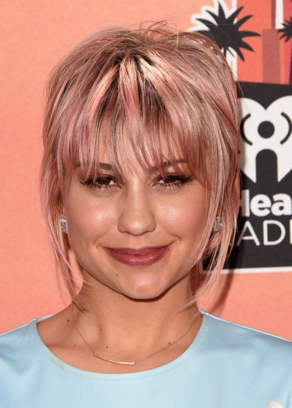 Chelsea Kane At iHeartRadio Music Awards