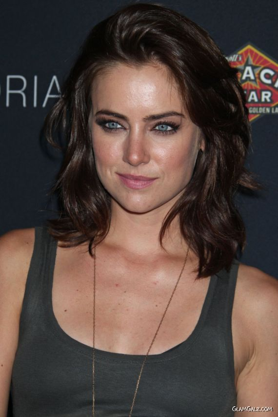 Jessica Stroup At Sunset Strip Music Festival