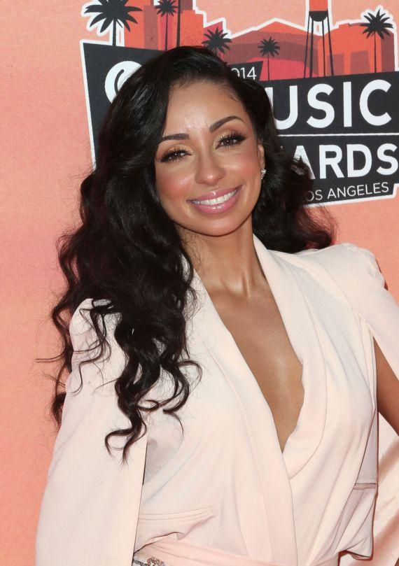 Mya Harrison At iHeartRadio Music Awards
