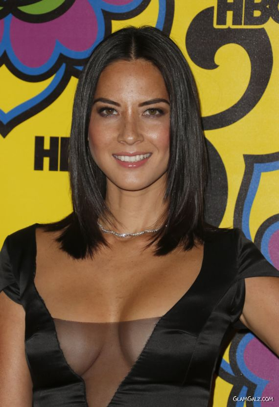 Olivia Munn At The HBO Afterparty