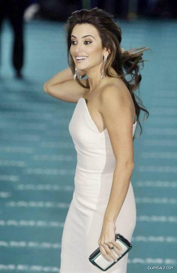 Penelope Cruz at the Goya Awards
