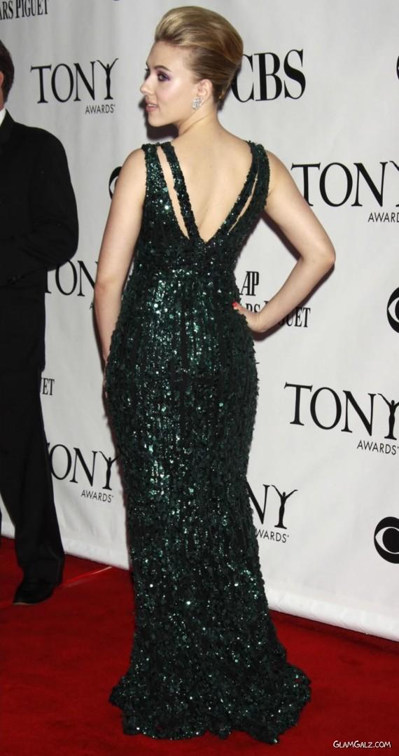 Scarlett Johansson for Tony Awards