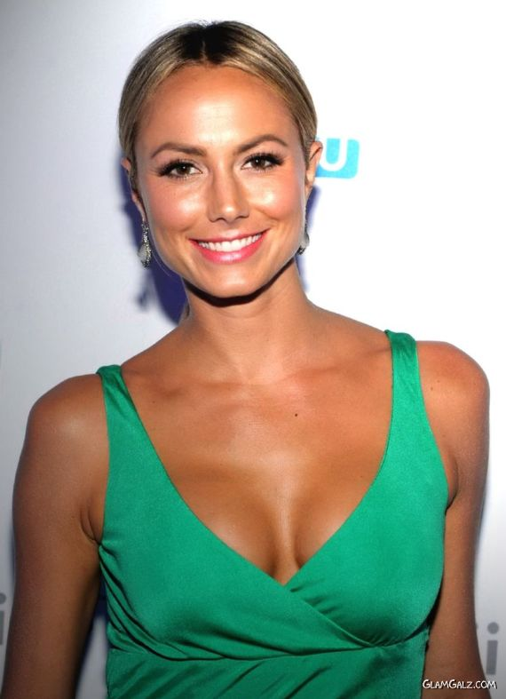 Stacy Keibler At Wii U Preview Event