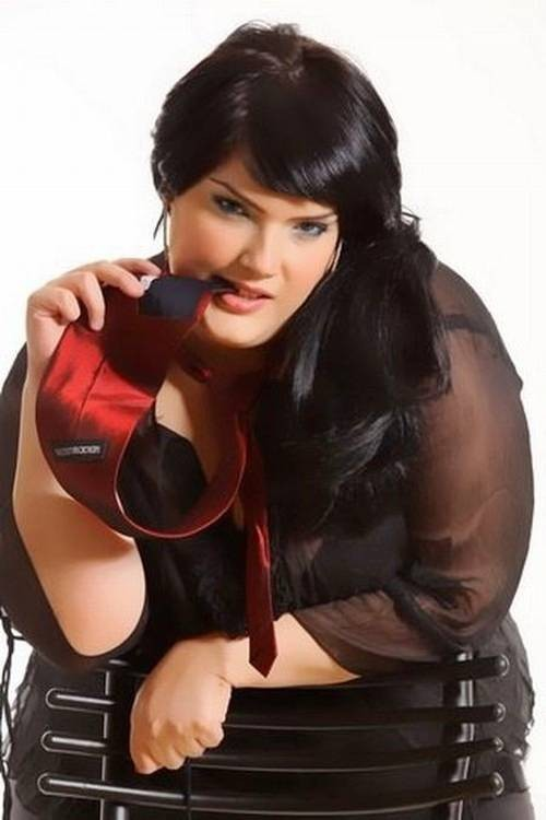 Miss Fat And Beautiful Contest Winner