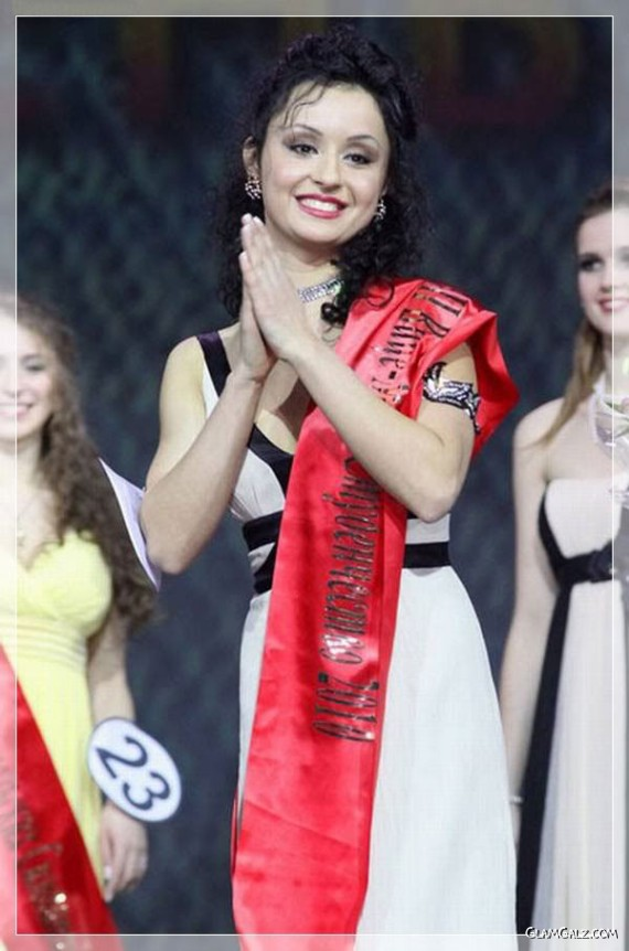 Miss Student Russia 2010 Contest