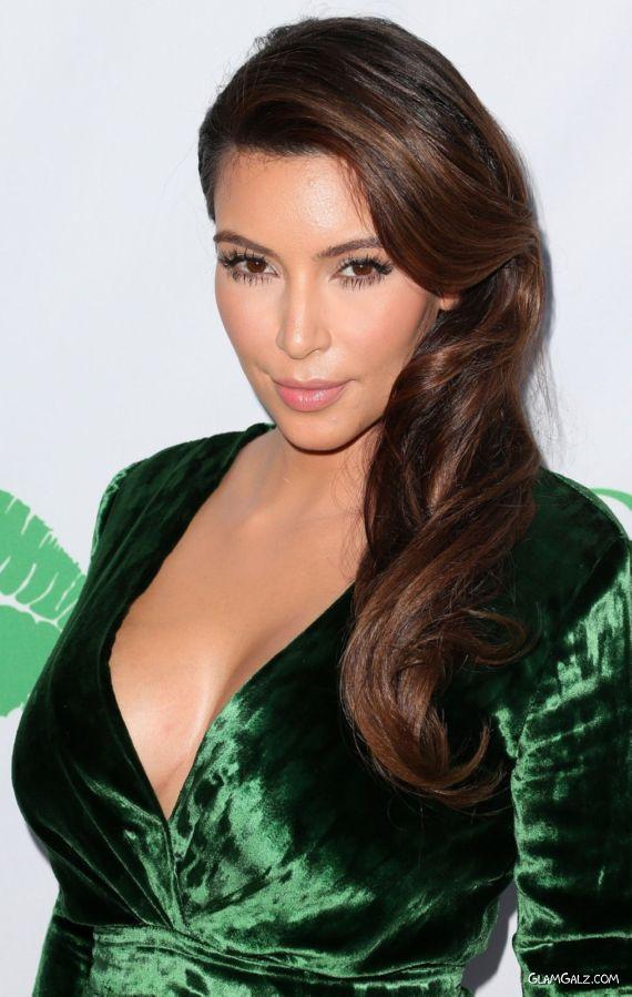 Miss Kardashian At Midori Makeover Parlour