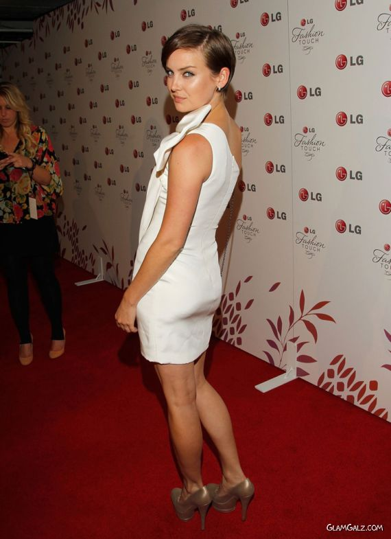 Jessica Stroup Is A True Beauty