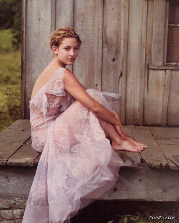 American Actress Kate Hudson