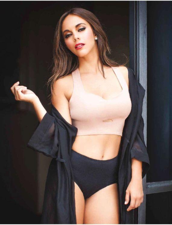 Maria Elisa Camargo For Revista Open Mexico