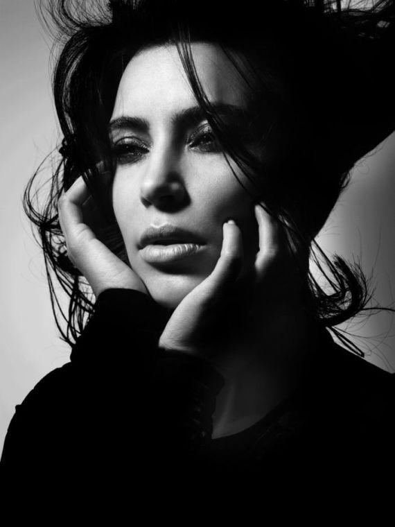 Miss Kardashian Photoshoot For V Magazine