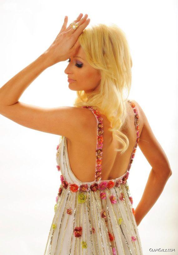 Gorgeous Paris Hilton Photoshoot