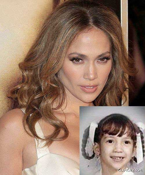 Rare Childhood Pictures of Hollywood Celebs