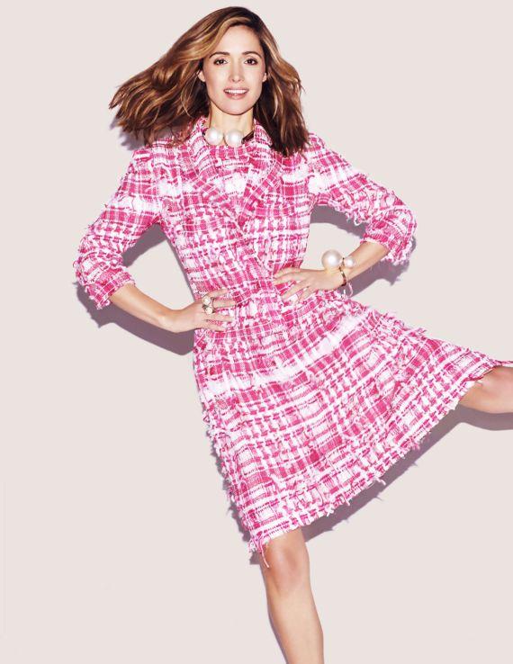 Rose Byrne For Ben Morris Photoshoot