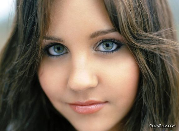 Women With Most Beautiful Eyes