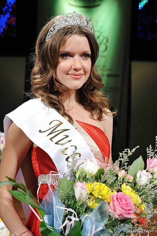 Miss Far East Yana Kochkina