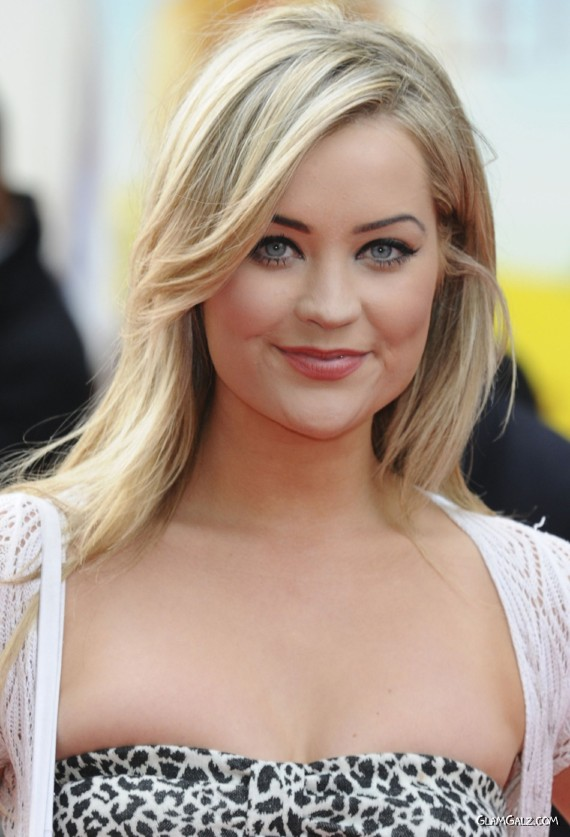 Irish Television Presenter Laura Whitmore