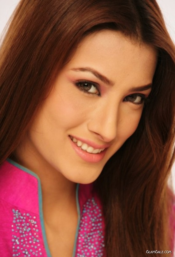Beautiful Pakistani Actress Mehwish