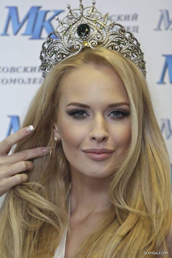 Miss Earth 2012 - Natalia Pereverzeva