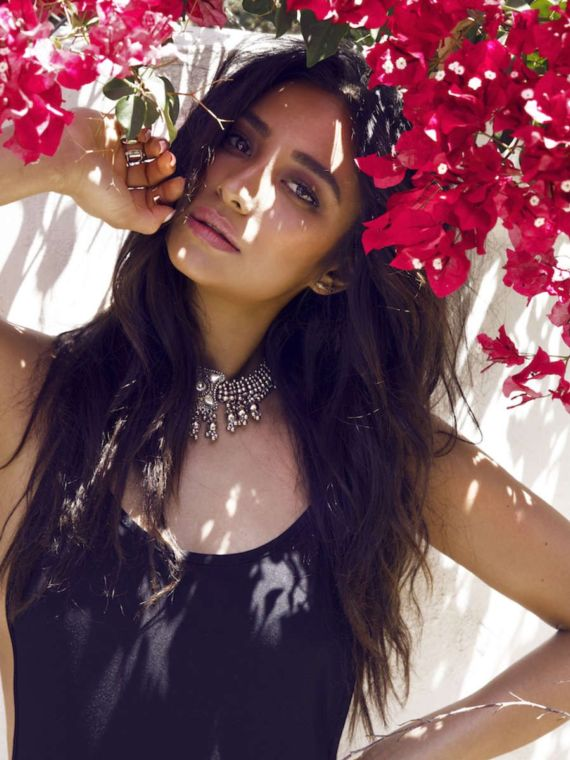 Shay Mitchell Surpasses Excellence In Amore N Vita Shoot